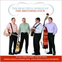 The Brothers Four - The Beautiful World of the Brothers Four CD